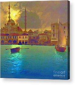 Turkish Acrylic Prints