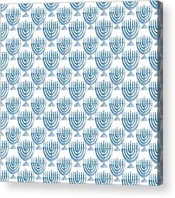 Jewish Holidays Acrylic Prints