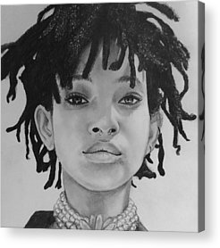 Designs Similar to Willow Smith by Eliot Campbell