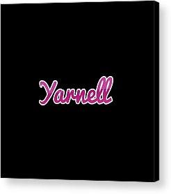 Yarnell Acrylic Prints