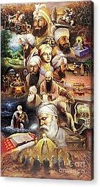 Sikh Art Acrylic Prints