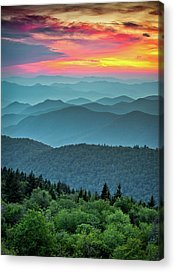 Great Outdoors Acrylic Prints
