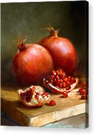 Fruit Still Life Acrylic Prints