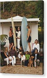 Beach Boys Acrylic Prints