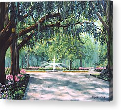 Savannah Acrylic Prints