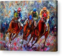 Derby Acrylic Prints