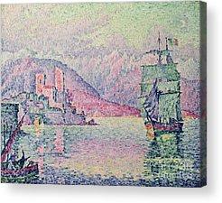 Post-impressionism Acrylic Prints