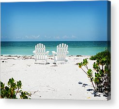 Gulf Of Mexico Acrylic Prints