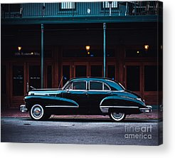 Automobile Acrylic Prints