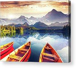 Background Acrylic Prints
