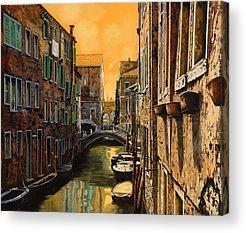 Grand Canal Acrylic Prints