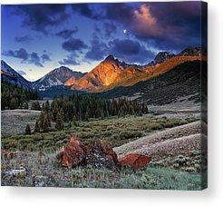 Idaho Acrylic Prints