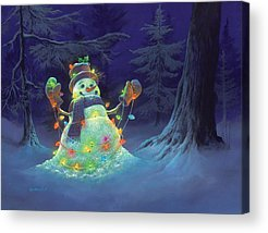 Christmas Acrylic Prints