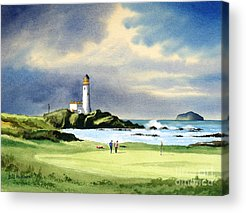 Famous Lighthouse Acrylic Prints
