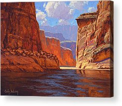Canyon Acrylic Prints
