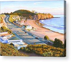 Newport Beach Acrylic Prints