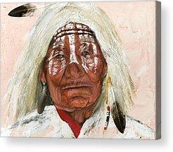 Native Acrylic Prints