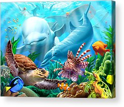Kelp Acrylic Prints