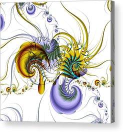Kaleidoscope Acrylic Prints
