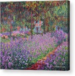 French Impressionist Acrylic Prints