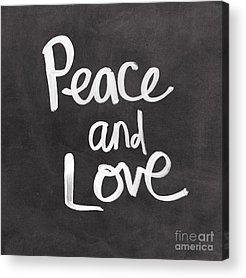 Peace Acrylic Prints