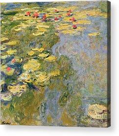 Monet Acrylic Prints