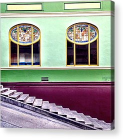Stairs Acrylic Prints