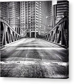 Chicago Acrylic Prints