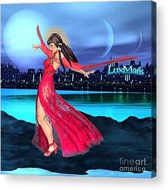 Luxmaris Acrylic Prints