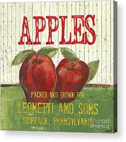 Apple Acrylic Prints