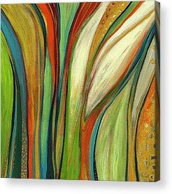 Organic Abstract Acrylic Prints