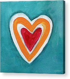 Heart Acrylic Prints