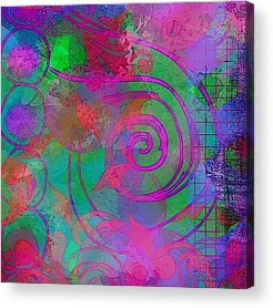 Texture Acrylic Prints