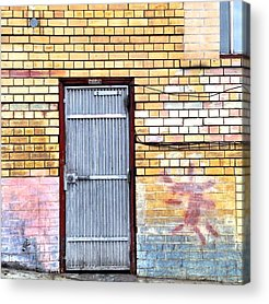 Graffiti Acrylic Prints