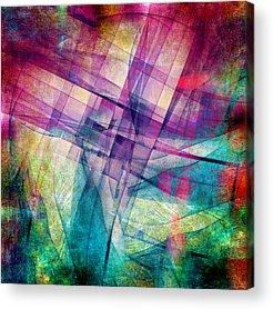 Fuchsia Acrylic Prints
