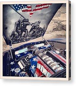 Patriotic Acrylic Prints