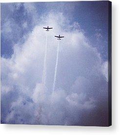 Airplane Acrylic Prints