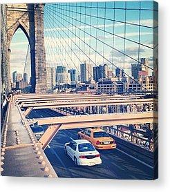 Newyorkcity Acrylic Prints