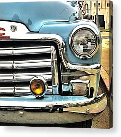 Cars Acrylic Prints