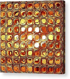 Grid Pattern Acrylic Prints