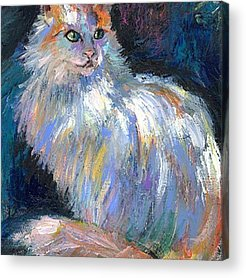 Lovecats Acrylic Prints