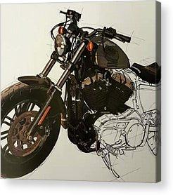 Draw Acrylic Prints