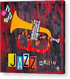 Music Acrylic Prints