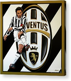Juventus Acrylic Prints
