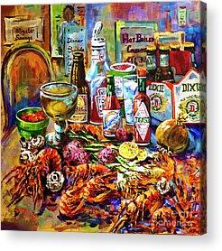 Louisiana Acrylic Prints