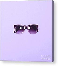 Sunglasses Acrylic Prints