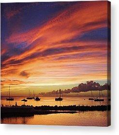 Tobago Acrylic Prints