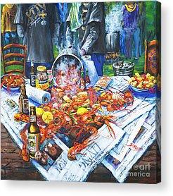 Food Acrylic Prints