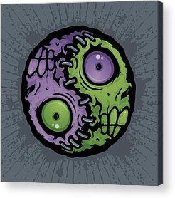 Horror Acrylic Prints