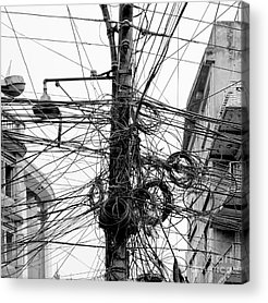 Vadim Acrylic Prints